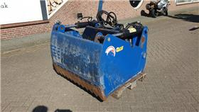 AP KL 1200 VS1 kuilhapper, Silo Unloading Equipment, Agriculture