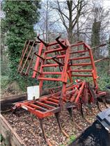 Evers cultivator 6 meter, Cultivators, Agriculture