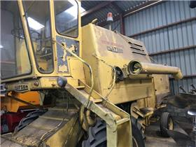 New Holland M 135, Combines, Agriculture
