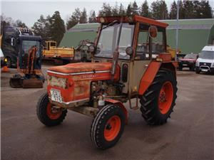 Zetor 4718 med servo