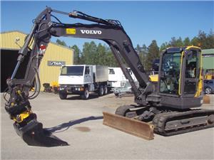 Volvo ECR 88 D