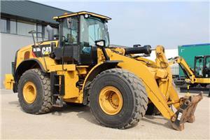 Caterpillar 966 M, Wielladers, Bouw