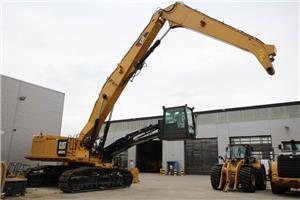 Caterpillar MH3295, Overige laad- en graafmachines, Landbouw