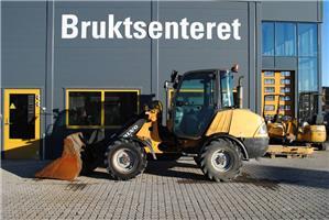Volvo L20B, Hjullastere, Anlegg