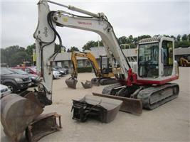 Takeuchi TB175, Midi-gravemaskiner 7t - 12t, Entreprenør