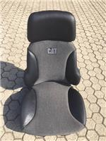 Caterpillar D6N Seat-GP, Cabine, Bouw