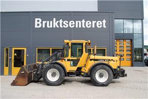 Lundberg 6210, Hjullastere, Anlegg