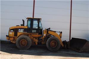 Caterpillar 928G, Hjullastere, Anlegg