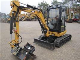 Caterpillar 302.7 D CR, Minigravemaskiner, Entreprenør