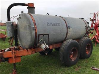 Kaweco 6800 LTR, Gierverspreiders, Landbouw