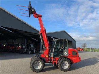Weidemann 4270 CX 100 TELE, Schrank- en knikladers, Landbouw