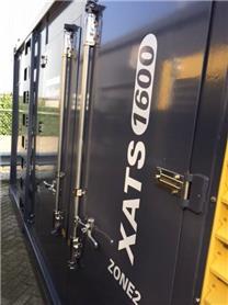 Atlas Copco XATS1600 ZONE 2, Compressors, Construction