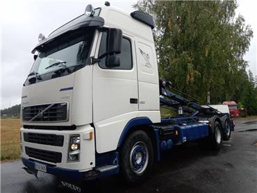 Volvo FH12 6x2 vaijeri laite, Vaihtolava-autot, Kuljetuskalusto