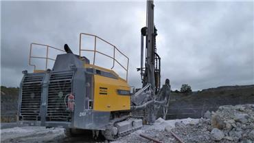 Atlas Copco D55-SF, Surface drill rigs, Construction Equipment