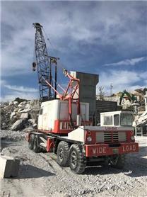 Link-Belt HC 1088, Mobile and all terrain cranes, Construction Equipment