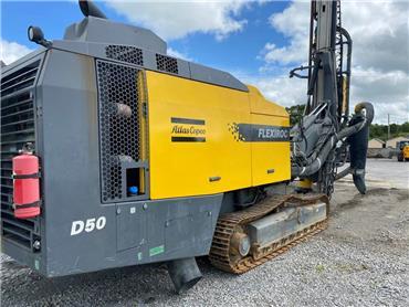 Atlas Copco D50-SF, Surface drill rigs, Construction Equipment