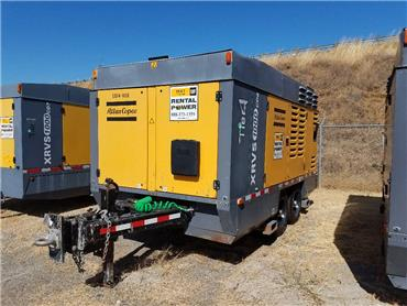 Atlas Copco XRVS 1000 CD iT4, Compressors, Construction