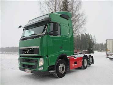 Volvo FH420 6x2 veturi, aj.480tkm!!, Vetopöytäautot, Kuljetuskalusto