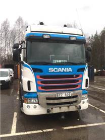 Scania R480 med Palfinger PK92002 SH, Kranbilar, Transportfordon