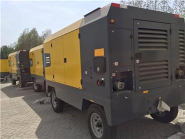 Atlas Copco XAVS 1000, Compressors, Construction
