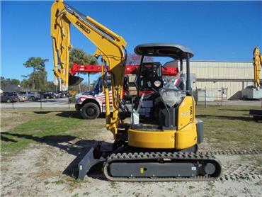 Kobelco SK 35 SR-6E, Mini Excavators <7t (Mini Diggers), Construction Equipment