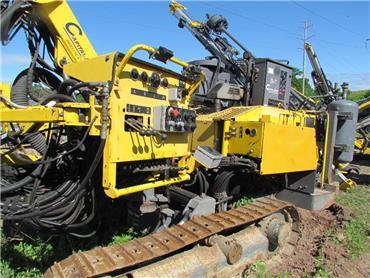 Atlas Copco D3-01R, Surface drill rigs, Construction Equipment