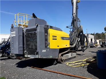 Atlas Copco SmartRoc D60, Surface drill rigs, Construction Equipment