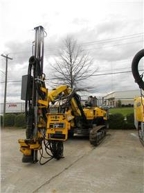 Atlas Copco D3-01, Surface drill rigs, Construction Equipment