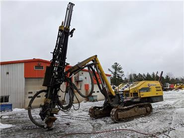 Atlas Copco D7RRC-01R, Surface drill rigs, Construction Equipment