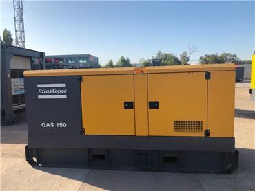 Atlas Copco QAS 150, Diesel Generators, Construction