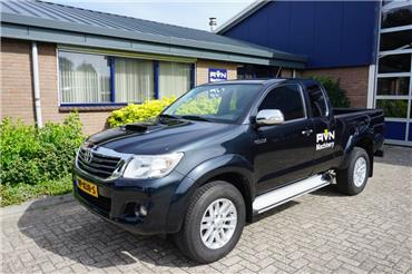 Toyota HILUX, Auto's, Transport