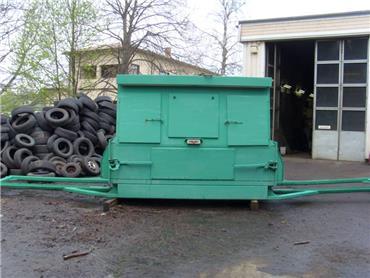 [Other] roskapakkaaja ja kontti uusi, Muut ympäristökoneet, Ympäristökoneet