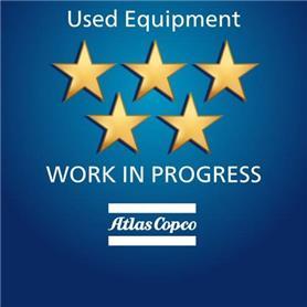 Atlas Copco QAS 250, Diesel Generators, Construction