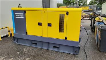 Atlas Copco QAS 80, Diesel Generators, Construction