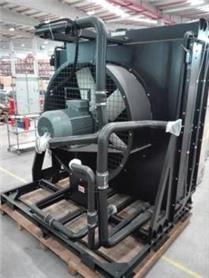 Atlas Copco DTA 1400, Diesel Generators, Construction