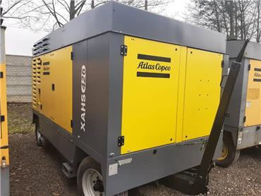 Atlas Copco XAHS 426, Compressors, Construction