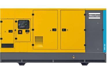 Atlas Copco QES 250, Diesel Generators, Construction