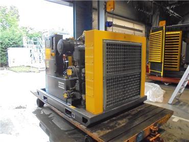 Atlas Copco B4-41/1000 T3, Compressors, Construction