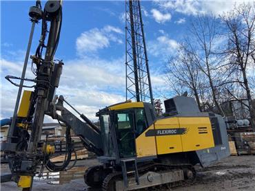Atlas Copco Flexiroc D60, Surface drill rigs, Construction Equipment