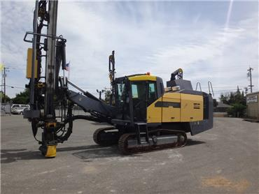 Atlas Copco Flexiroc T50-12SF, Surface drill rigs, Construction Equipment
