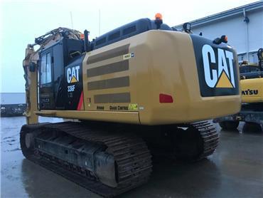 Caterpillar 336FL XE, Bandgrävare, Entreprenad