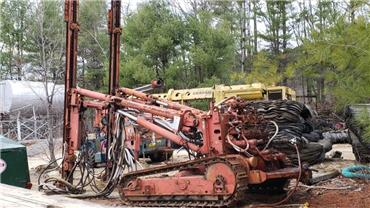 Joy ACM 11-R Drill Jumbo, Horizontal Drilling Rigs, Construction Equipment