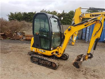 JCB 8018 CTS, Mini excavators < 7t (Mini diggers), Construction