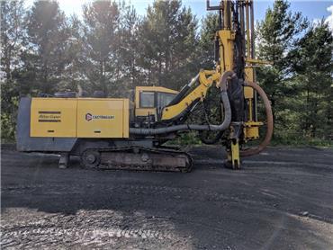 Atlas Copco ROC L6H, Quarry And Open Pit Drills, Construction Equipment