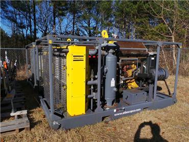 Atlas Copco B7-41/1000 It4, Compressors, Construction
