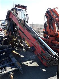 Loglift 96 S T, Puutavaranosturit, Kuljetuskalusto