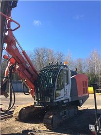 Sandvik DI 550 DTH Rig, Quarry And Open Pit Drills, Construction Equipment
