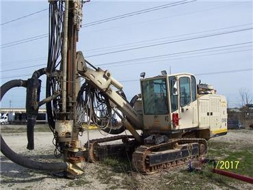 Ingersoll Rand ECM 680, Surface drill rigs, Construction Equipment
