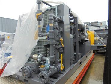 Atlas Copco B18TT-62/2500, Compressors, Construction