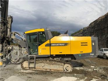 Atlas Copco SmartRoc  T45-10, Surface drill rigs, Construction Equipment